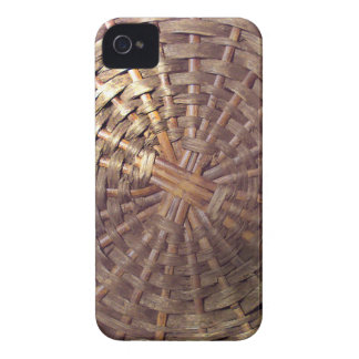 Basket Texture iPhone 4 Cover