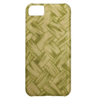 Basket Weave iPhone 5C Case