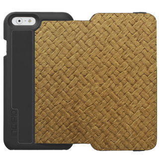 Basket Weave iPhone Case Incipio Watson™ iPhone 6 Wallet Case