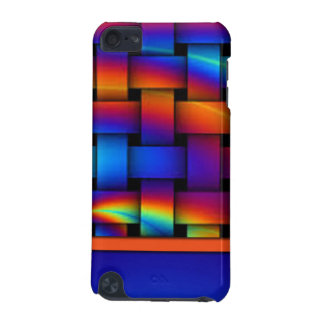 Basket Weave Pattern Design iPod Touch (5th Generation) Cover