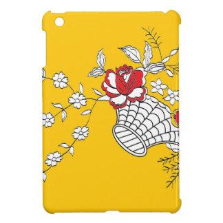 basket yellow iPad mini case