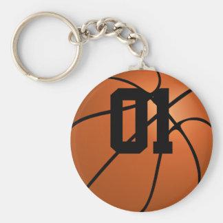 Basketball 01 Keychain