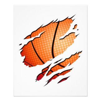 Basketball 11.5 Cm X 14 Cm Flyer