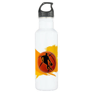 Basketball 710 Ml Water Bottle