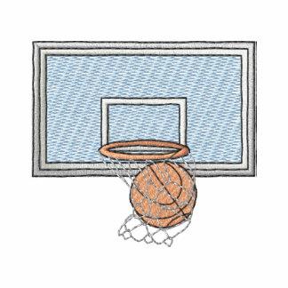 Basketball and Hoop Jacket