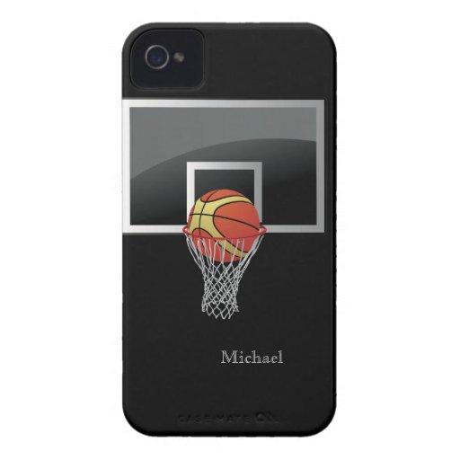 Basketball Backboard Ball Blackberry Case