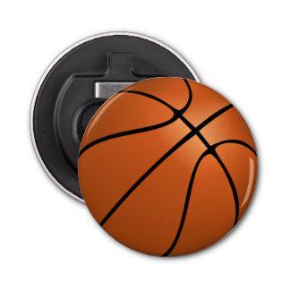 Basketball (ball) bottle opener
