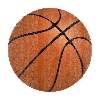 Basketball (ball) cutting board
