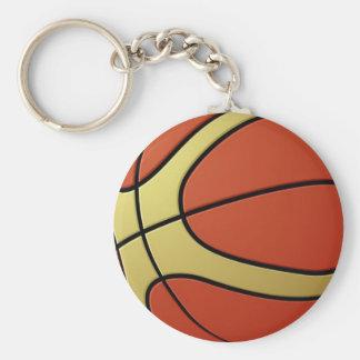 basketball-ball keychains