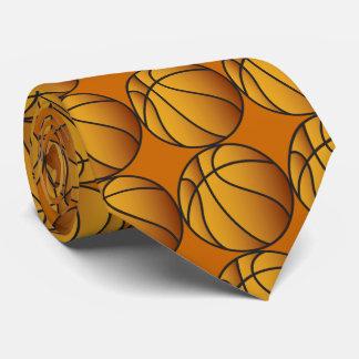 Basketball Balls Tie