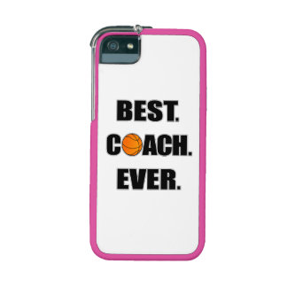 Basketball Best Coach Ever iPhone 5/5S Covers