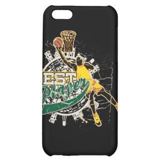Basketball Best Player Green and Gold Case For iPhone 5C