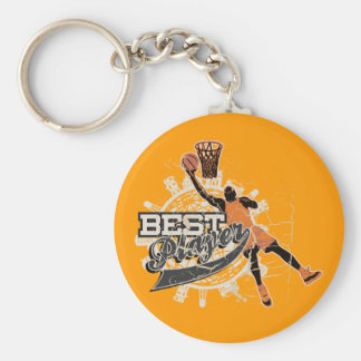 Basketball Best Player Tshirts and Gifts Keychains