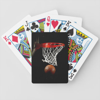 Basketball Bicycle Playing Cards