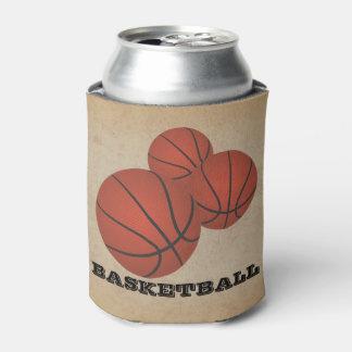 BASKETBALL CAN COOLER