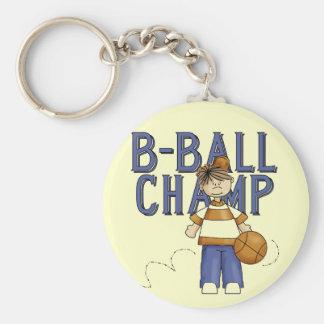Basketball Champ Tshirts and Gifts Key Chains