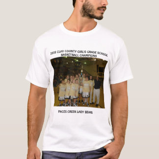 BASKETBALL CHAMPIONSHIP T-Shirt