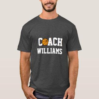 Basketball Coach - Personalized T-Shirt