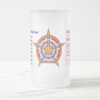 Basketball Coach Please View About Design Below Frosted Glass Mug