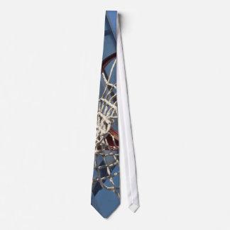 Basketball Coach Tie