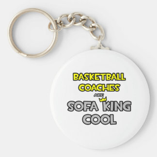 Basketball Coaches Are Sofa King Cool Keychains