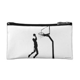 Basketball Cosmetic Bag