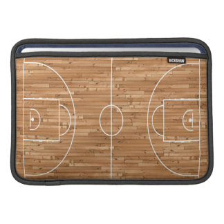 Basketball Court Case Cover MacBook Air Sleeves