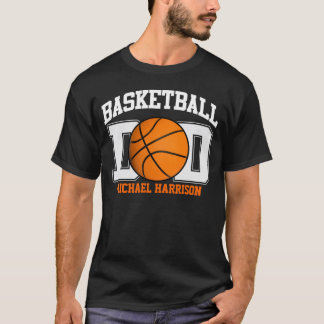 Basketball Dad (dark) T-Shirt