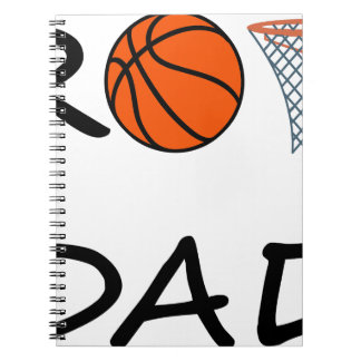 Basketball DAD Notebook