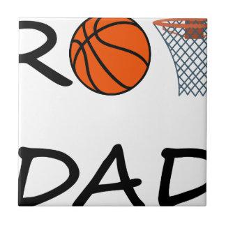 Basketball DAD Tile