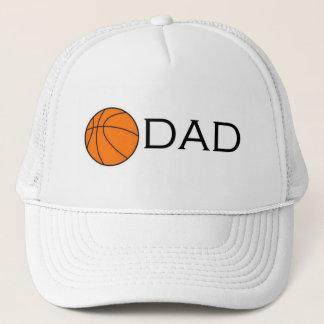 Basketball Dad Trucker Hat