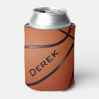 Basketball Design Can Cooler