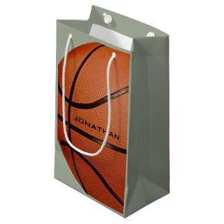 Basketball Design Gift Bag