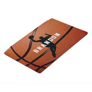 Basketball Design iPad Cover