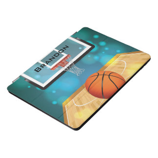 Basketball Design iPad Pro Case