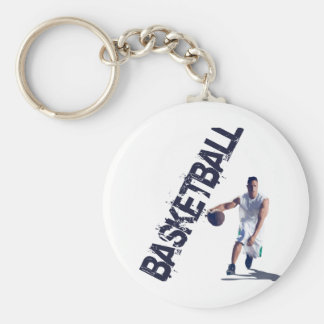 Basketball Dribble Keychains