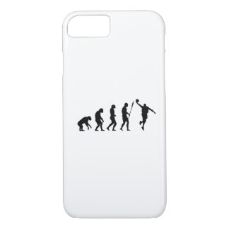 basketball dunk evolution iPhone 7 case