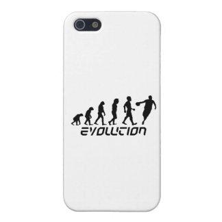 Basketball Evolution iPhone 5/5S Case