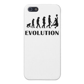 Basketball Evolution iPhone 5 Cover