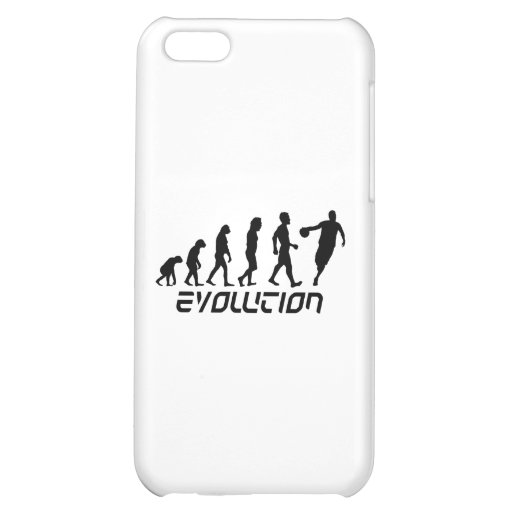 Basketball Evolution iPhone 5C Cases
