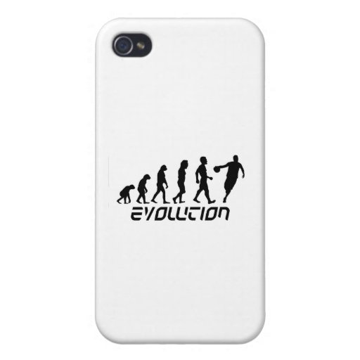 Basketball Evolution iPhone 4 Covers