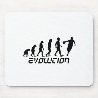 Basketball Evolution Mouse Pads