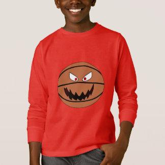 Basketball Face T-Shirt