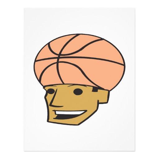 Basketball Fan Flyer