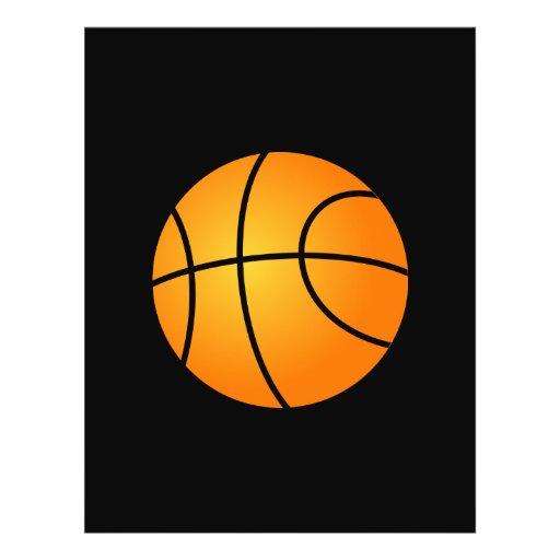 Basketball Custom Flyer