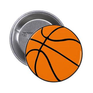 Basketball Gear 6 Cm Round Badge