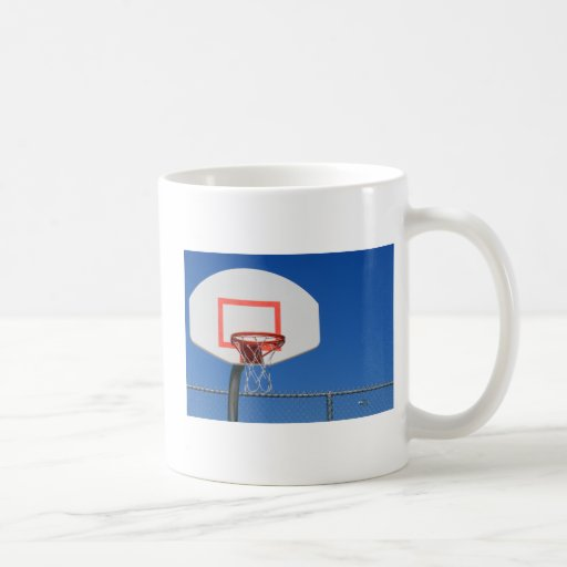 Basketball Goal Mug