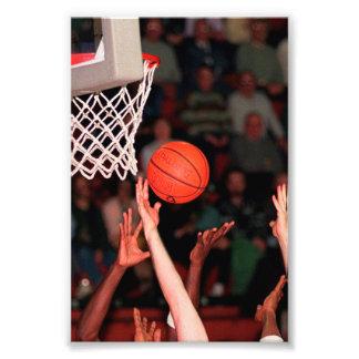 Basketball Hands Photo Print