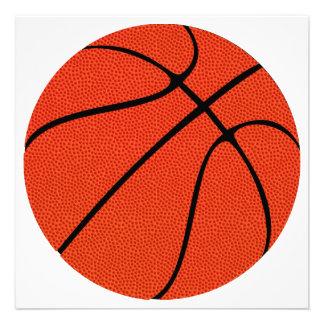 Basketball High Definition Skin Gift Invitation