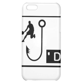 Basketball Hooked iPhone 5C Cover